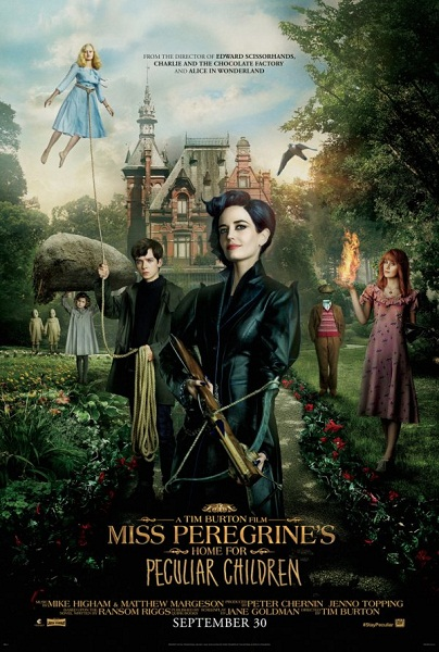 Miss Peregrine's Home For Peculiars Children