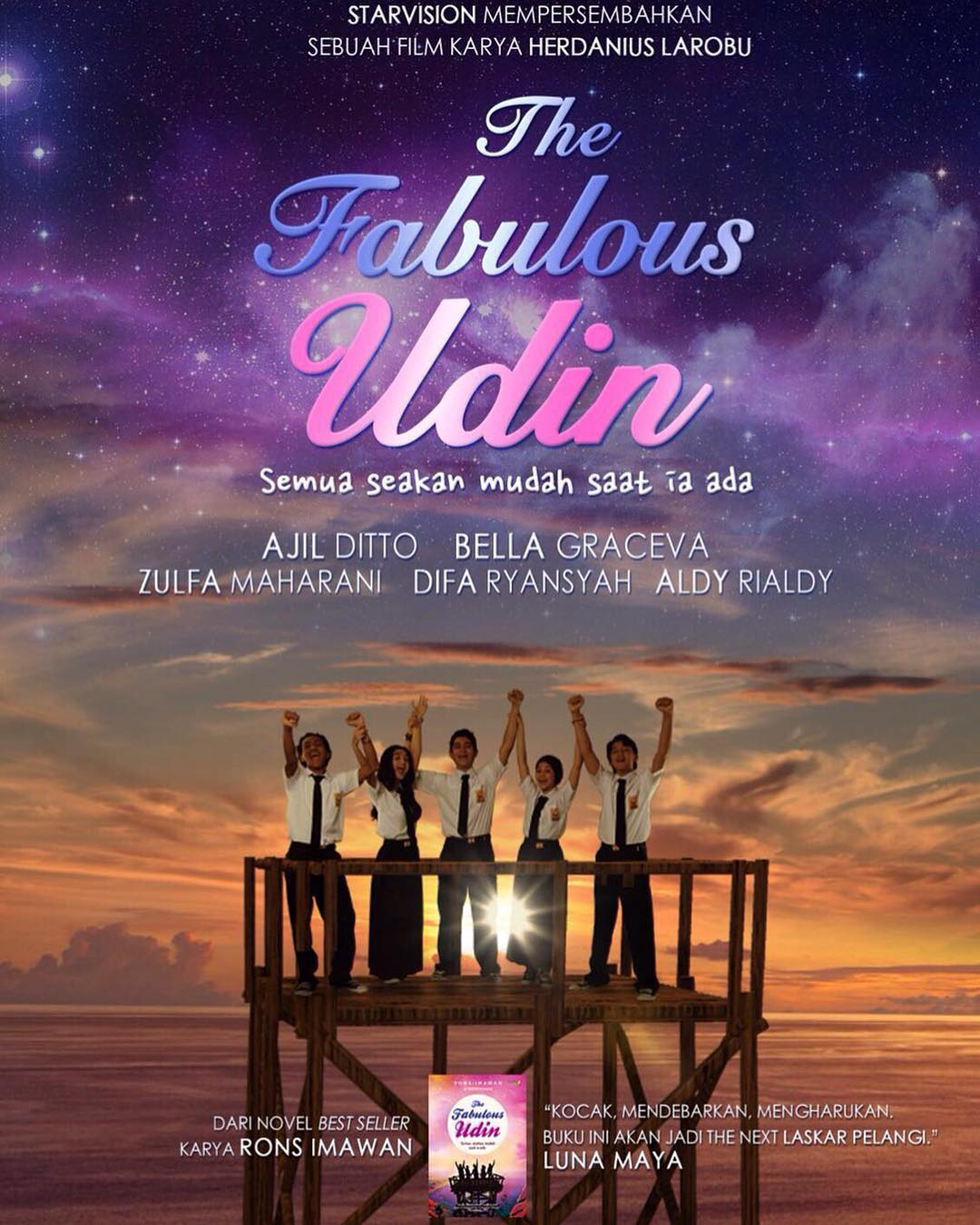 Download The Fabulous Udin (2016) WEB-DL Full Movie
