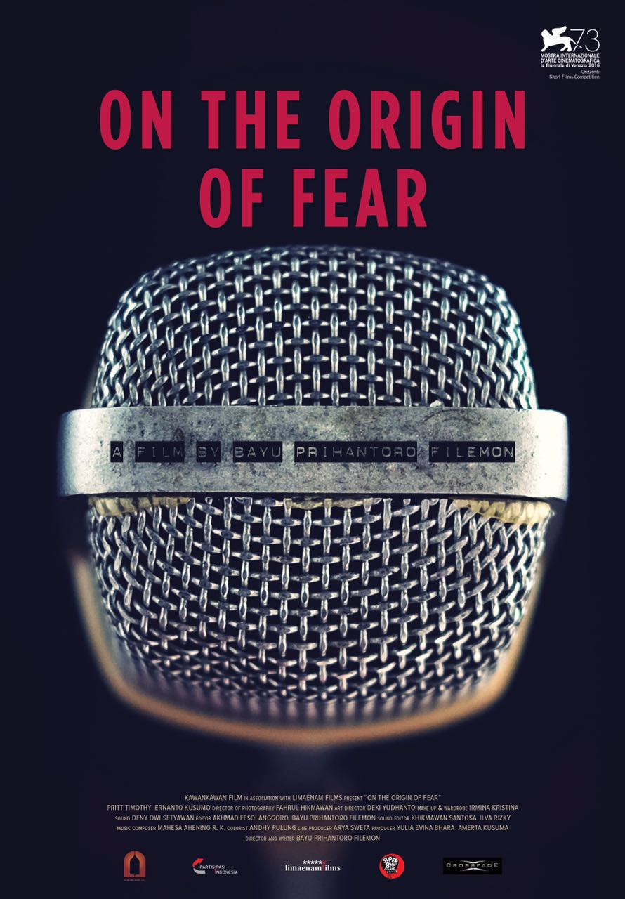 On The Origin of Fear
