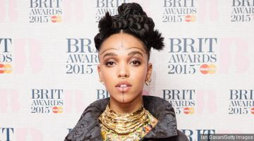 FKA Twigs Hamil Anak Robert Pattinson?