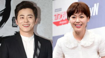 Jo Jung Suk, Lee Ha Na Beradu Akting di