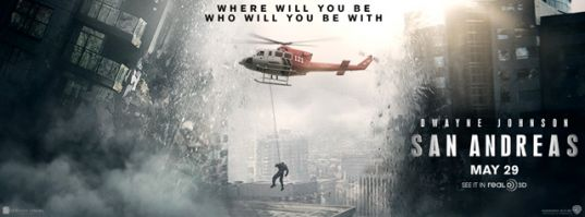 Trailer Baru Dwayne Johnson