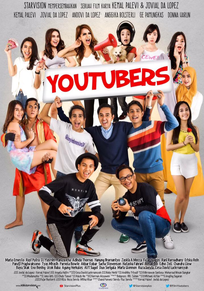 YouTubers: The Movie